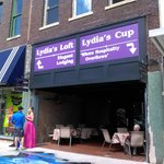 Lydia's Cup in Pontiac, Illinois
