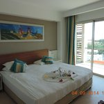 Foto van Evren Beach Resort Hotel & Spa