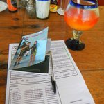 Drinks and Dive planning