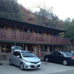 Foto de The River Inn & Cabins