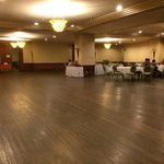 The old 3rd flood hotel ballroom.