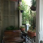Foto di 1870 Banana Courtyard French Quarter / New Orleans B&B