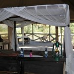 Foto van Cheetah Tented Camp