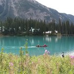 Foto van Emerald Lake Lodge
