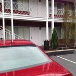 A Motel in 4 star clothing whe you book through Hotwire