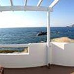 Panorama from our balcony