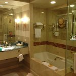 Lovely spacious bathroom