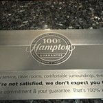 Foto de Hampton Inn Manhattan / Times Square South