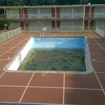 The Beautiful clean swimming pool for all to enjoy!