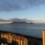 Stunning views of Table Mountain