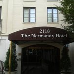 Foto de The Normandy Hotel