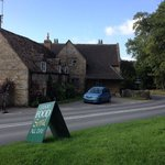 Foto de The Plough Inn at Ford