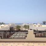 Sharm plaza view to the sea front