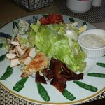 Cob salad at Eagles nest pub
