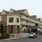 Holiday Inn Express Mackinaw City Foto