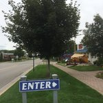 Foto de Holiday Inn Express Mackinaw City