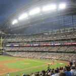 Brewers' night game