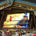 Mickey and the Magical Map show