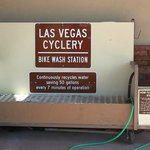 Recycled Water for Bike Washing Station