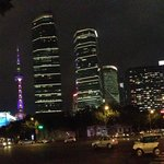 near CBD and malls in Pudong