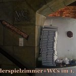 Kinderspielzimmer + WCs 1. Stock