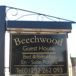 Foto de The Beechwood Guest House
