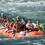 rafting the Deschutes with HDRO