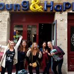 Foto van Young & Happy Hostel