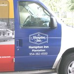 Foto de Hampton Inn Ft. Lauderdale Plantation