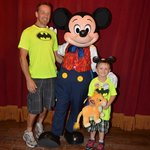 the Meet and greet with Mickey was a truely Priceless experience.
