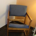 The infamous chair...