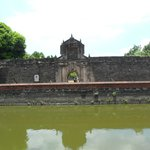 Fort Santiago - 300 Year old spanish fort