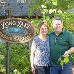 Janice and Gordie Robison of Long Lake B&B