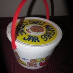Sweet Martha's Cookie Jar- sorry, all gone!