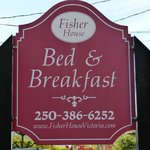 Fisher House Bed and Breakfast resmi