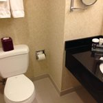 Crowne Plaza Washing National Airport, bathroom