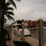 Harbor side- channel - and Fuel and Boat Rentals..