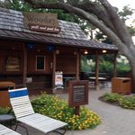Woodsy Grill and Pool Bar