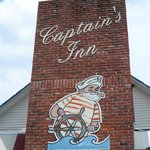 Captains Inn - My favorite restaurant