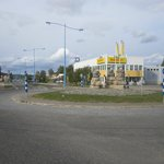 Downtown Ivalo!