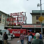 Pike Place Market - steps away