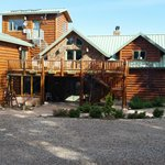 Foto de Sunburst Lodge Bed and Breakfast