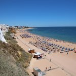 Beach in Albufeira