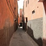Alleyway to Riad Miski