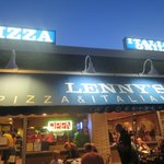 Lenny's Pizza Aug 2014