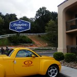 Hampton Inn Caryville - I-75 / Cove Lake State Park照片