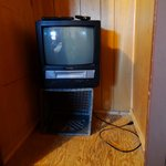 Room with TV