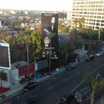 The view.. The Andaz West Hollywood