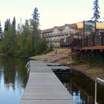 Foto de Pike's Waterfront Lodge