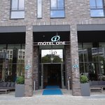 Motel One Berlin Spittelmarkt resmi